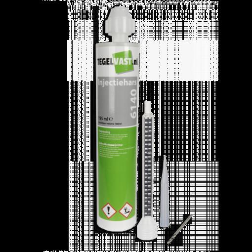 Complete set Carrofix injectiehars 6140