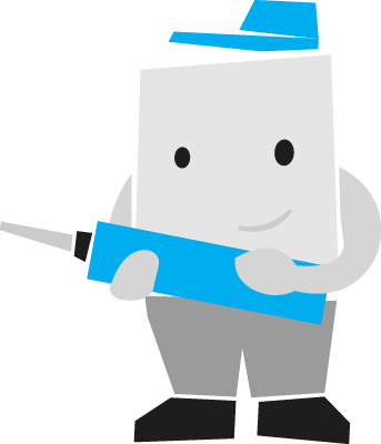 Logo anti-slip